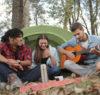 camping amis