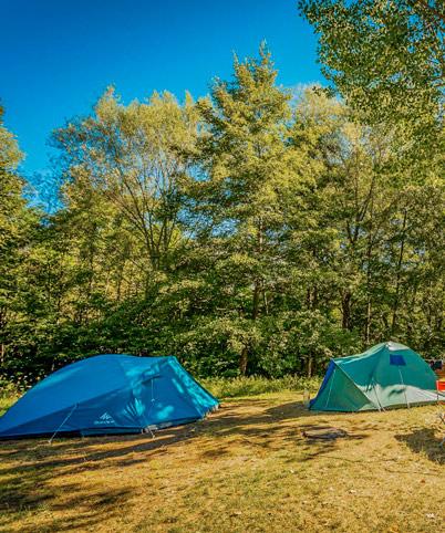 camping tentes