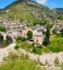 sainte enimie village
